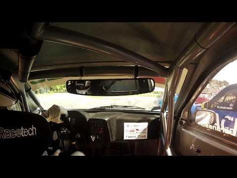Scandinavian Touring Car Championship - Falkenberg 2014