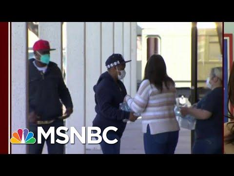 Joe Biden Declares Major Disaster For Much Of Texas | Morning Joe | MSNBC