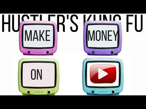 How to Pimp YouTube for Fun and Profit in 2018 -Making Money 'Y'all