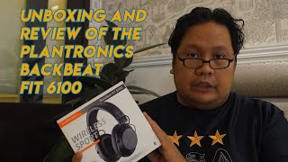 Plantronics Backbeat Fit 6100 …