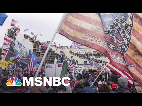 Republican Use 'The Big Lie' As Key Message In Midterms   MSNBC
