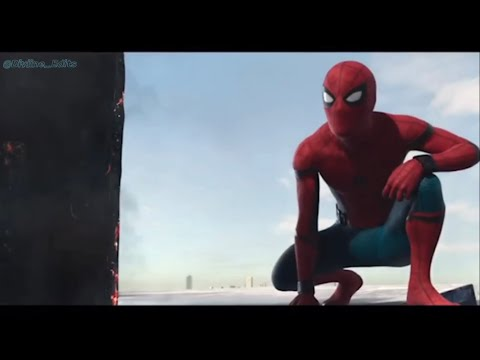 Spider-Man Homecoming But With The Amazing Spider-Man Music