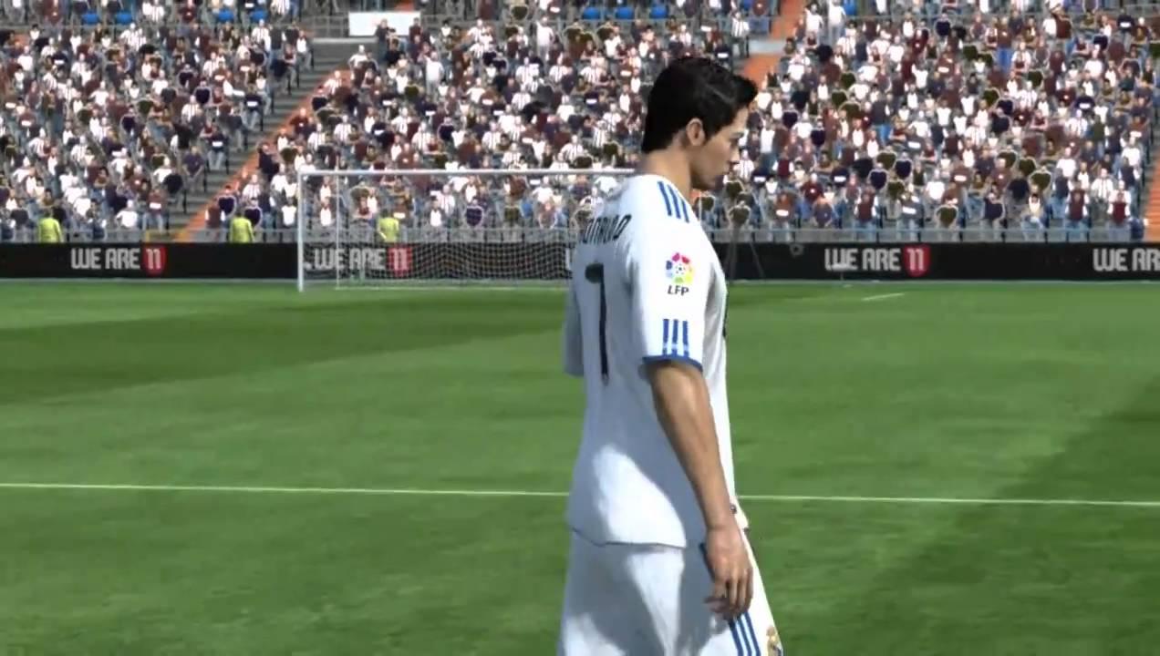 Real madrid vs arsenal fifa 11 sanharib malki fifa 18