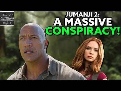 The Origins of Jumanji EXPLAINED! - Jumanji: Welcome to the Jungle [Theory]