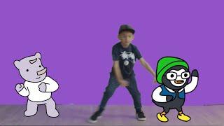 Missy Elliott Pep Rally   Tanz-Video für Kinder   CJ der Affe