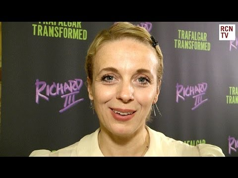Amanda Abbington Interview - Martin Freeman, Sherlock, Mr Selfridge & Richard III