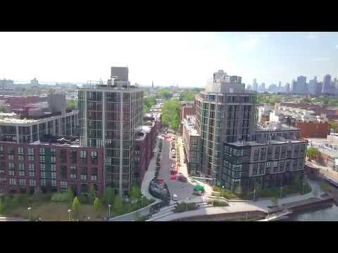 Drone Over Park Slope Brooklyn