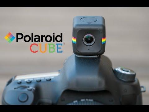 Polaroid Cube - Demo video