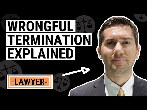 Wrongful Termination Law Explained