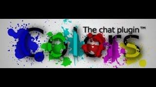 Как писать цветными буквами в Майнкрафте PE
