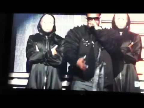 Chris Brown Performance at the BET Awards 2011
