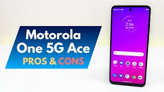Motorola One 5G Ace - Pros and Cons!