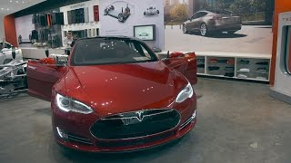 Tesla Plans to Sell $1.4 Billion in Stock to Fund Expansion