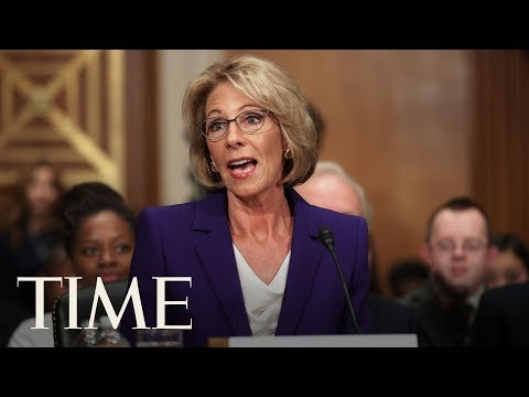Betsy DeVos Loses Student Loan Lawsuit Brought By 19 States | TIME