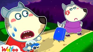 Mommy, I'm Sorry! Please Come Back Home! - Kids Stories About Wolfoo Family   Wolfoo Channel