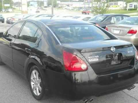 2004 Nissan Maxima Se Black Snellville Georgia Youtube