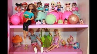 Розпакування ЛЯЛЬКИ БАРБІ БЕЗМЕЖНІ РУХУ РУХАЙСЯ ЯК Я unboxing Barbie doll ВІДЕО ДЛЯ ДІТЕЙ-SST