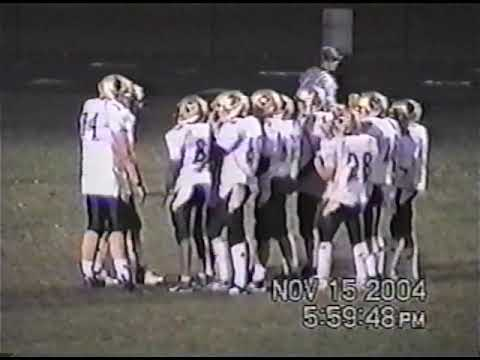 Daniel Hand High School JV Highlight Film 2004 (8-0)