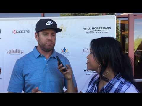 Carson Palmer - Bruce Arians 4th Annual Arizona Celebrity Golf Classic