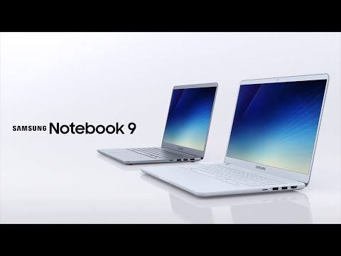 Samsung Notebook 9: Full Feature Tour