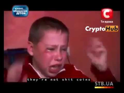 Crypto Currencey Expert Loses 80% In Shitcoins