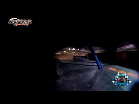 #J4 Tyler James - Open Wheel - 5-26-17 Crossville Speedway - In-Car Camera