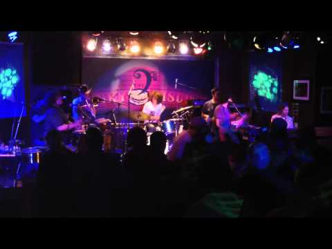 Orgone - Full Set - Live @ The Funky Biscuit, 5-8-2013
