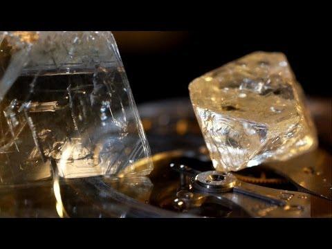 ALROSA. Diamonds...