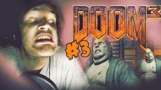 PLAY DOOM THEY SAID! - Doom 3 - Playthrough - Part 3