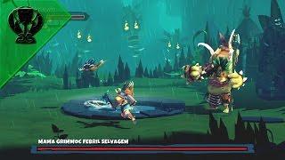 Sacred Citadel [Jungle Hunt]: Festa no Lago - Guia de Conquista / Troféu