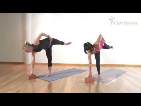 Qi Balancing Flow - 25 min