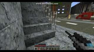 Война серверов Minecraft часть 1