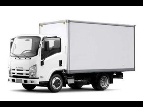 Isuzu NMR 85 Изотермический/Рефрижераторный фургон +5С…-10С, фургон 19м3, 8 европаллет
