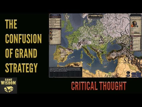 The Difficulty Behind Grand Strategy Game Design -- Critical Thought