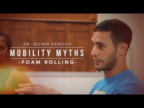 Mobility Myths with Dr. Quinn Henoch | Foam Rolling | JTSstrength.com