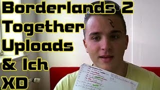 Uploads, Borderlands 2,  The Walking Dead & Harry Potter - NEWS