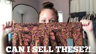 Liquidation Lot Haul of Pants To Resell On Ebay Part 1 | Larger Sizes & Designer Brands