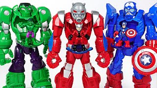 Фото Marvel Ant-man Mech Armor Suit Crush Thanos Dinosaurs And Help Hulk Spider Man - Dudupoptoy