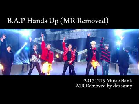 [MR removed] 20171215 B.A.P HANDS UP