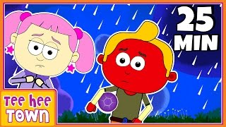 Rain, Rain, Go Away | Plus Many More Nursery Rhymes for Children | By Teehee Town