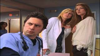 Scrubs - funny scenes season 5 HD part 1