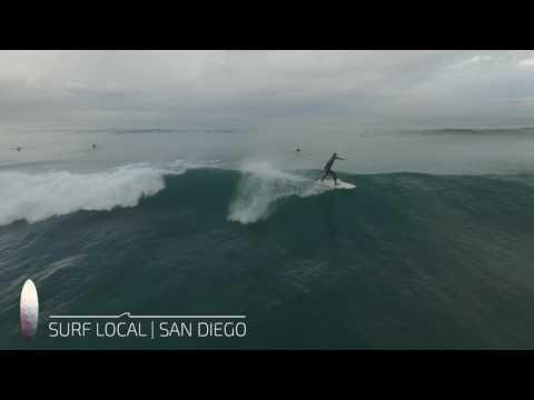 Surf Local | San Diego | La Jolla | Scripps | 1.13.17