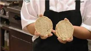 Hamburger Recipes : How to Make Homemade Whole Wheat Hamburger Buns