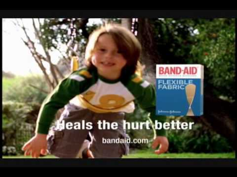 Band Aid Brand Commercial