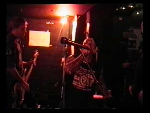 Severed Head Of State - Live In Glasgow 4-5-03