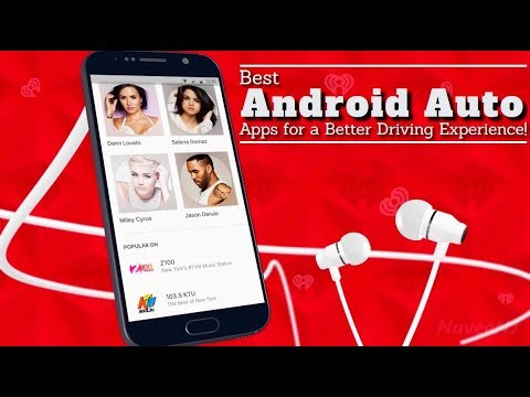 7 Best Android Auto Apps For A Better Driving Experience!