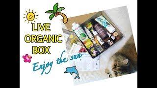 LIVE ORGANIC BOX \ KATRINA BERRY