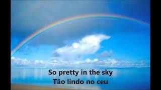 "Baixar Aprenda Inglês com música - Somewhere over the rainbow - Israel Kamakawiwo""Ole"