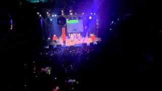 Wachiturros tirate un paso en vivo Groove