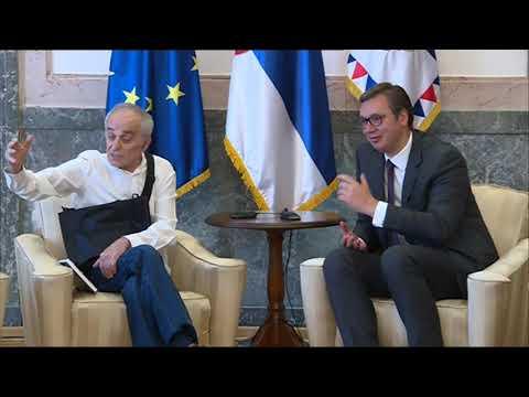 Novo jutro-Dea i Sarapa-Aleksandar Vucic,prof.Stojan Radenovic-24.08.2019.